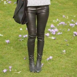 All Saints Petrel Brodie Ankle Zip Skinny Jeans